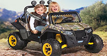 Toy Menu Promo - Polaris Ranger RZR 900
